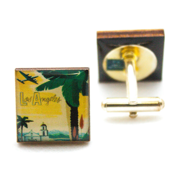 Los Angeles California Cufflinks