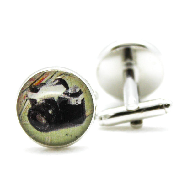 Camera Photographer Cufflinks