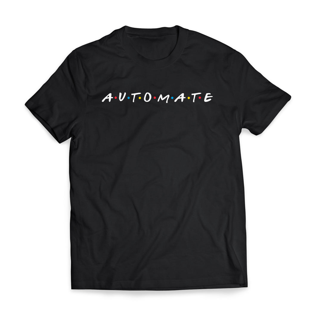 Friends Automate T-Shirt