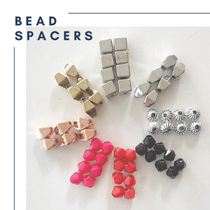 Creator Kit - Beads (Coloured Letters)
