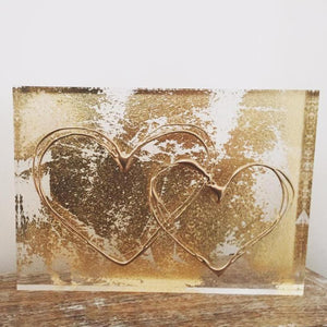 Soul Mate Hearts Keepsake