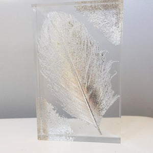Feather Keepsake