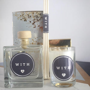 Luxury Mini Candle & Room Diffuser