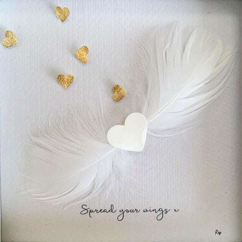 Heart Wings (Small)