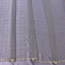 Load image into Gallery viewer, Purple métallique French lace-5m