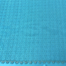Load image into Gallery viewer, Turquoise métallique French lace-5m