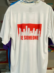 Houston Skyline Be Someone - Candi's Vinyl Creations