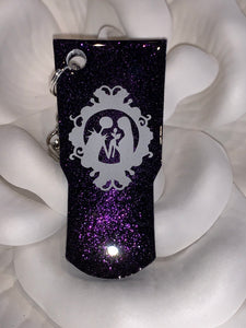 Tumbler shaped Keychain - Candi's Vinyl Creations
