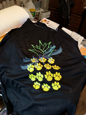 Pawnapple Shirt - Candi's Vinyl Creations