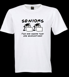 Seniors 2020 shirt - Candi's Vinyl Creations