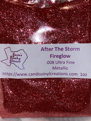 After The Storm Fireglow UF - Candi's Vinyl Creations