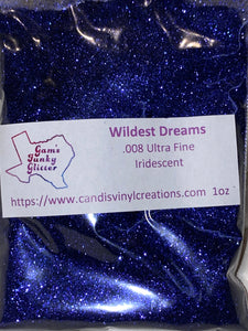 Wildest Dreams Iridescent UF Glitter - Candi's Vinyl Creations