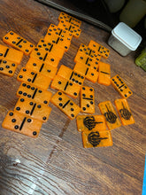 Load image into Gallery viewer, Double 6 Dominoes - Candi's Vinyl Creations