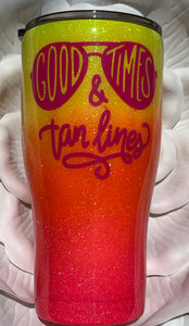 Good Times & Tan Lines - Candi's Vinyl Creations