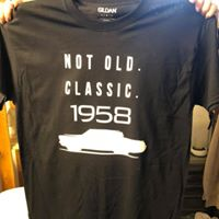 Not old. Classic. - Candi's Vinyl Creations