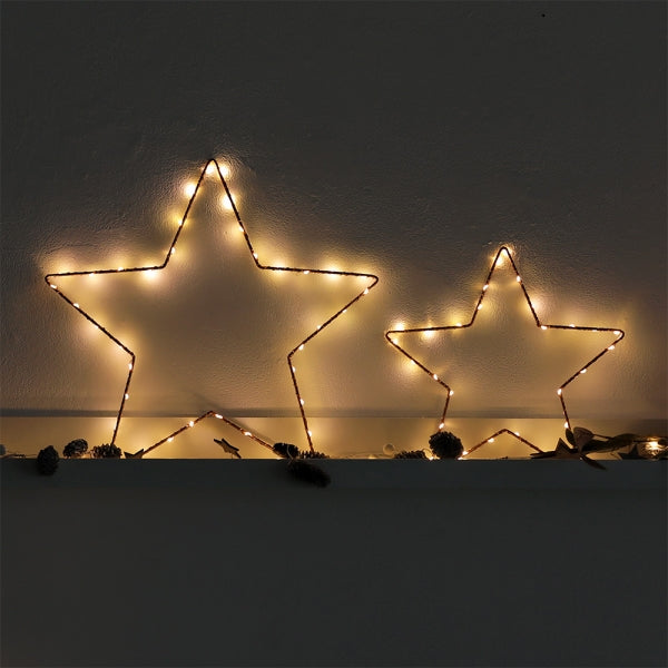 Star pendant light 248
