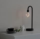Cane table lamp 263