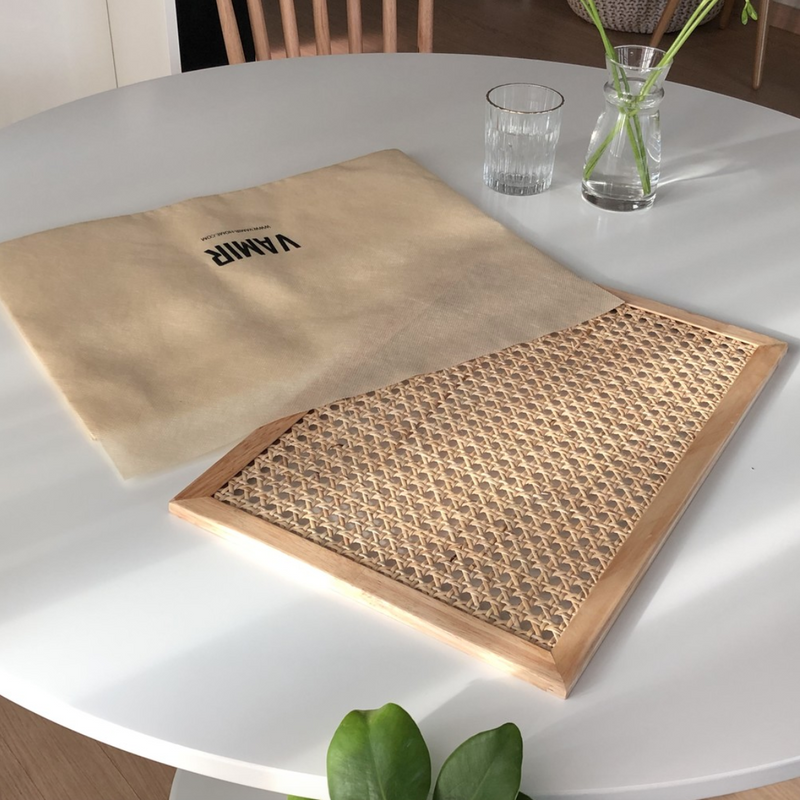 vamir cane table mat 638