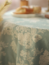 Cotton table cloth 649