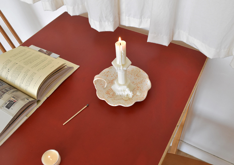 Candle tray 661