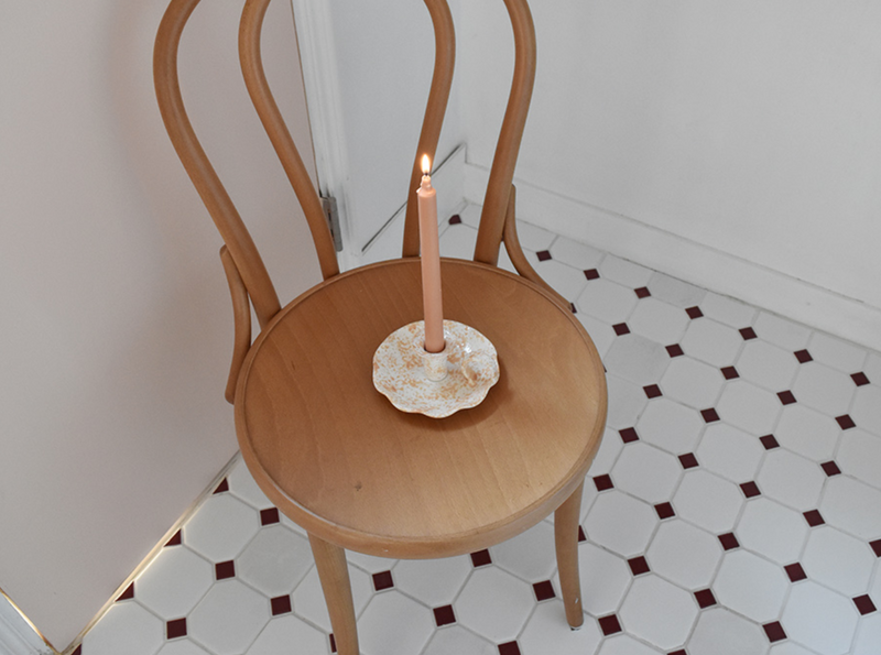 Candle stand 663