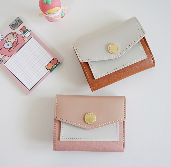 Stylish small wallet C121