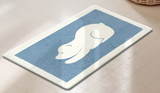 Animal Floor Mat B0153 - Bis room