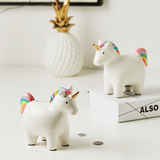 unicorn piggy bank B0315
