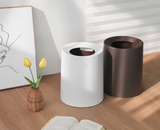 Modern double interior trash can 314