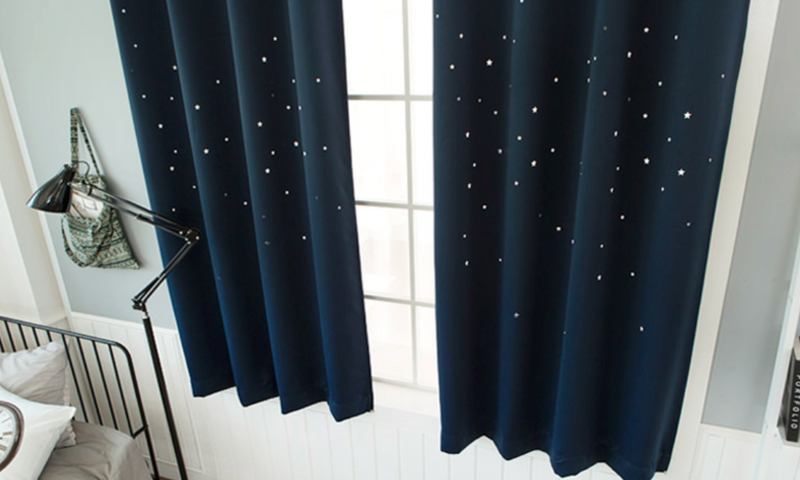 Starry curtain 491