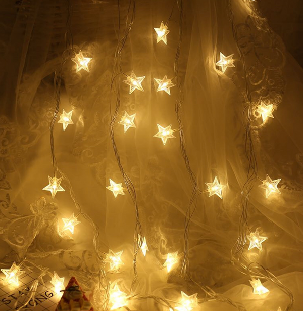 Star design LED light 811