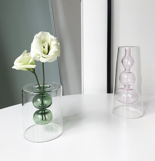 Design color vase C8