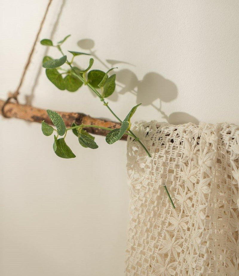 DIY lace hanging 827