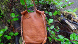 Hand-Crafted Leather Purse by Moonhair Primal Designs