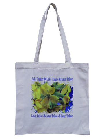 Canvas Tahoe Tote Bag