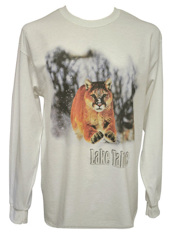 Cougar Attack! Long-sleeve T-shirt