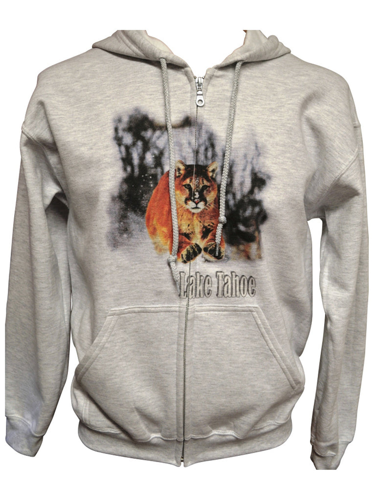 Cougar Attack! Hoodie