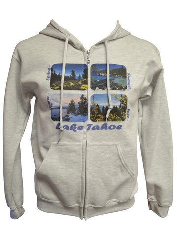 Four Seasons Zip Hoodie