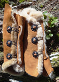 Wrist Mitts by Moonhair Primal Designs