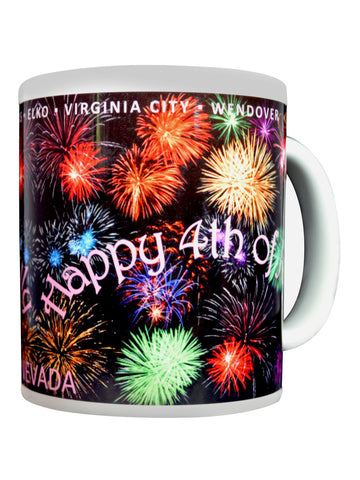 4th of July Coffee Mug