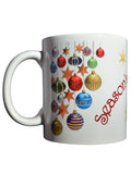 Season's Greeting Coffee Mug