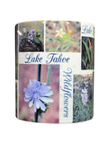Lake Tahoe Flowers Coffee Mug