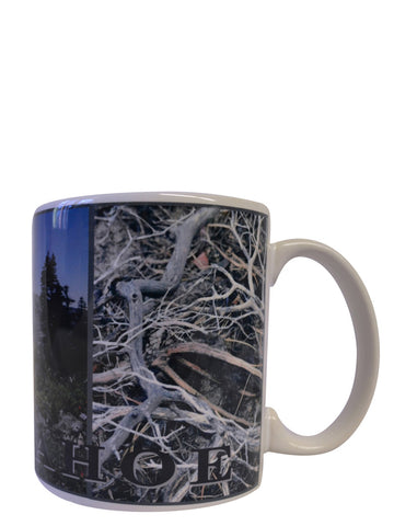 Sticks & Stones Coffee Mug