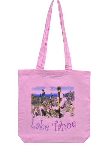 Pink Power Tote