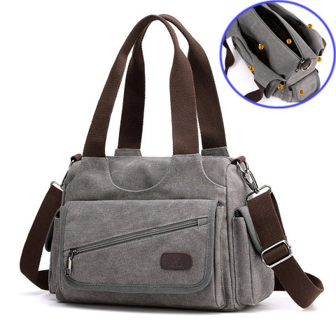 Large-Capacity Hand Bag