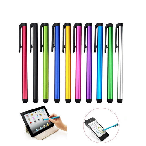10 Piece Touchscreen Rainbow Stylus Pen Set