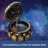 Zodiac Music Box