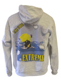 Yellow Air Ash Hoodie Medium