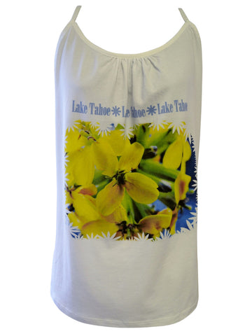 Yellow Wildflowers Tank