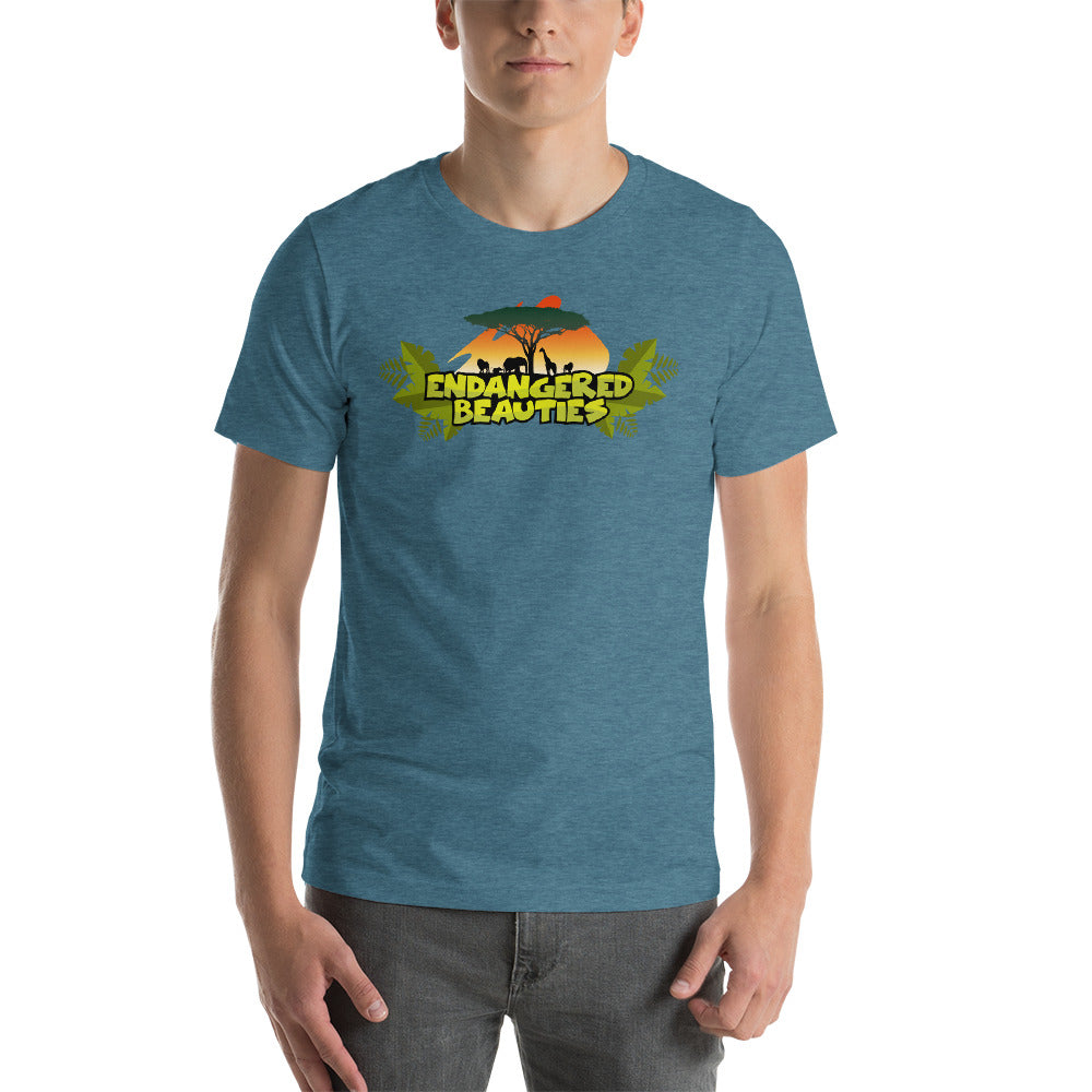 Endangered Beauties T-Shirt - Endangered Beauties LLC